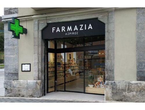 Farmacia Azpiroz Tolosa